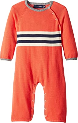 Sweater Knit Jumpsuit (Infant)