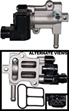 APDTY 134103 IAC Idle Air Control Valve Motor w/Gasket Fits 2000-2004 Toyota Tacoma 2.4L or 2.7L 4-Cylinder Engine (Replaces 22270-75050 22270-75051)