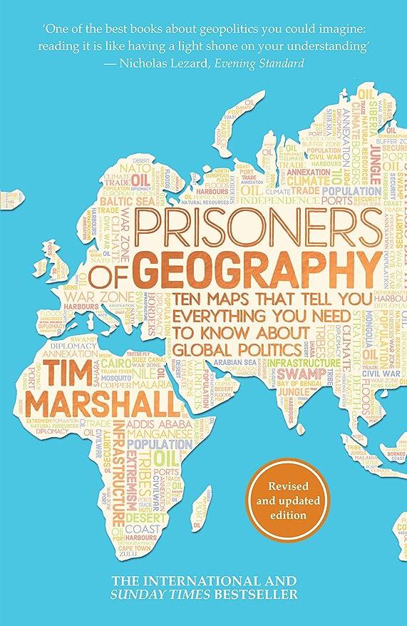 医学旋回環境保護主義者Prisoners of Geography: Ten Maps That Tell You Everything You Need To Know About Global Politics (English Edition)
