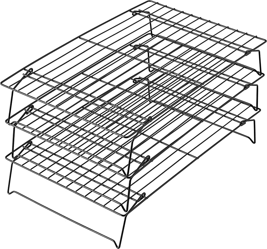 Wilton Excelle Elite 3 Tier Cooling Rack For Cookies Cakes And More