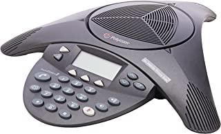 Polycom SoundStation 2 Non Expandable Analog Conference Phone (2200-16000-001)