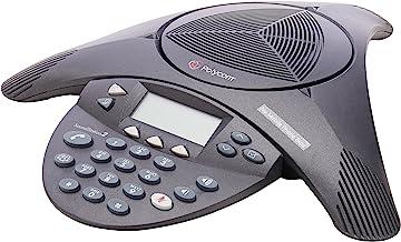 Polycom SoundStation 2 Non Expandable Analog Conference Phone (2200-16000-001) photo