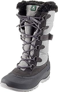 Kamik Women's Snovalley2 Snow Boot, 8 us