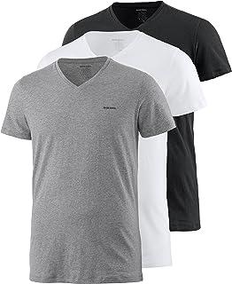 Diesel T-shirt UMTEE-JAKE-VTHREEPAC Homme (Lot de 3)