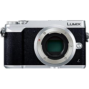 パナソニック ミラーレス一眼カメラ ルミックス GX7MK2 ボディ シルバー DMC-GX7MK2-S