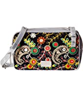 Frances Valentine Lucy Floral Embroidery Crossbody
