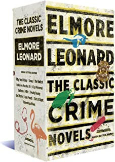 Elmore Leonard: The Classic Crime Novels: A Library of America Boxed Set