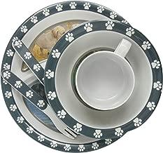 Wild أجنحة تي شيرت للأطفال 5-piece ملامين مجموعة أدوات المائدة تتميز LABS