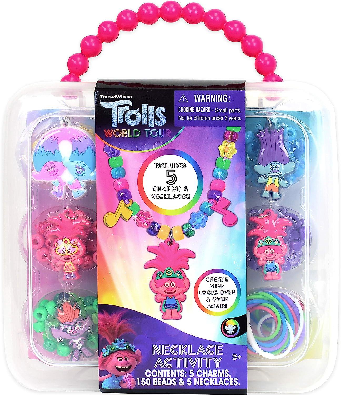 Tara Toys Trolls Necklace Activity Set: Toys & Games