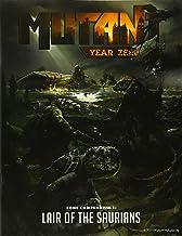 Mutant Year Zero - Lair of the Saurians