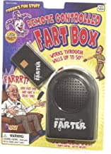 Forum Novelties Remote Control Fart Box Funny Joke Gag Gift Prank
