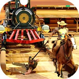 Western Sheriff Gunfighter : Wild Cowboy Shooter