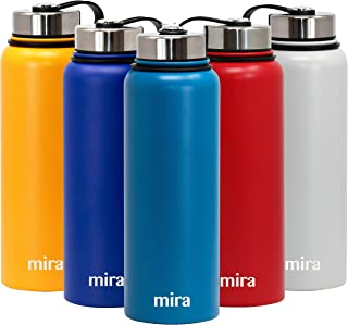 MIRA 40 oz Stainless Steel Vacuum Insulated Wide Mouth...