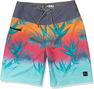 "Rip Curl Men's Mirage Crosswave 20"" Stretch Boardshorts"