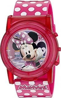 Minnie Mouse Boutique LCD Pop Musical Watch (Model:...