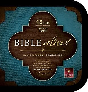 Disc - NLT Bible Alive! New Test-Dramatized (15 CD)