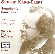 Karg-Elert: Nun danket alle Gott No. 59, Op. 65