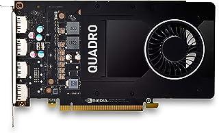 HP NVIDIA Quadro P2200 5 GB 4 DP GFX