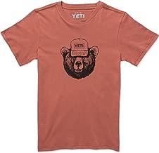 YETI Child's Den Dweller T-Shirt, Short Sleeve
