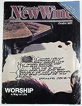 New Wine Magazine, Volume 14 Number 10, October 1982