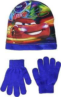 Disney Cars Mcq jongens set van muts en handschoenen