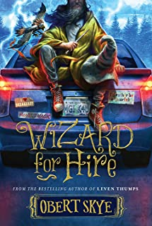 Wizard for Hire, Volume 1