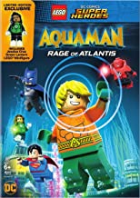 LEGO DC Super Heroes: Aquaman: Rage of Atlantis w/mini fig