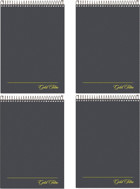 Ampad 商店 20-813R Gold Fibre Wirebound Pad Size Le 8-1 4 2 x 超特価 11-3