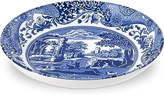 Spode 749151490451 Blue Italian Pasta Bowl, Set of 4, 9