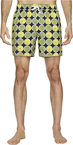 Original Penguin - Elastic Reversible Volley Trunks
