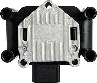 ENA Ignition Coil Compatible with 1998-2015 VW Beetle Golf Jetta Clasico Crossfox Polo Lupo Saveiro Transporter Seat Leon Ibiza Cordoba 1.2L 1.6L 1.8L 2.0L 032905106E 032905106B C1319 UF277
