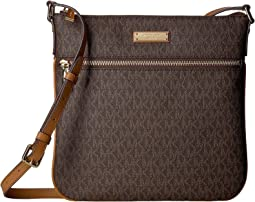 ab30db0f2266 MICHAEL Michael Kors. Small Flat Crossbody.  148.00. Brown