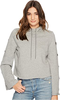 kensie - Cozy Fleece Sweatshirt KS2U3104