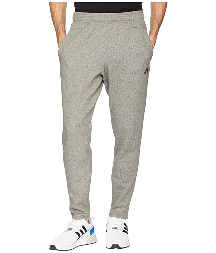 adidas Sport ID Stadium Pants (Stadium Heather/Trace Cargo) Men