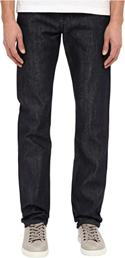 Naked & Famous - Weird Guy Indigo Selvedge Denim Jeans