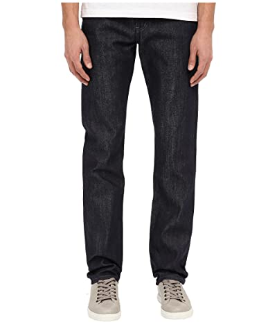 Naked & Famous Weird Guy Indigo Selvedge Denim Jeans (Indigo) Men