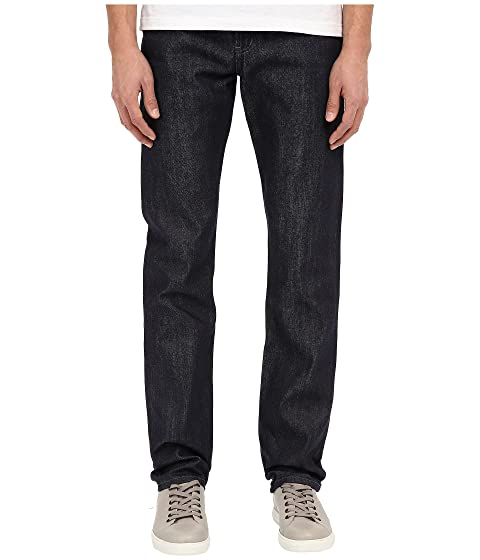 Naked & Famous Weird Guy Indigo Selvedge Denim Jeans