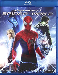 Spiderman [Blu-Ray] (English audio)