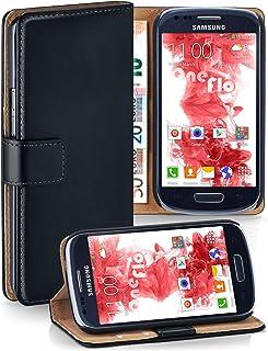 e8e80791a87 Bolso OneFlow para funda Samsung Galaxy S3 Mini Cubierta con tarjetero |  Estuche Flip Case Funda