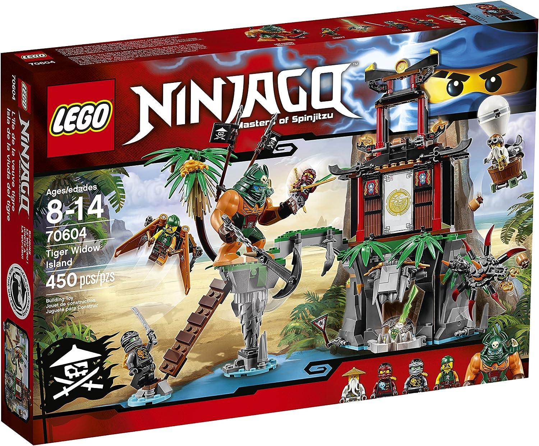 para barato LEGO Ninjago Tiger Widow Island 70604 70604 70604 by LEGO  liquidación hasta el 70%