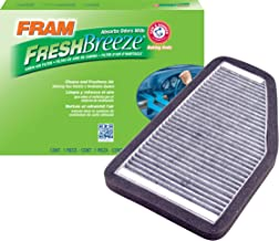 FRAM CF10548 Fresh Breeze Cabin Air Filter with Arm & Hammer