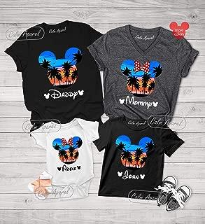 Family Vacation 2019 Shirts, Hawaiian Shirt, Matching Outfits, Personalized Cruise Shirts