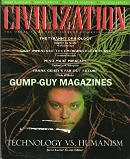 Civilization October November 1998 The Magazine Of The Library Of Congress TORTURED ARTISTS The Nasty Roosevelt WHAT IS LUXURY Denunciatons