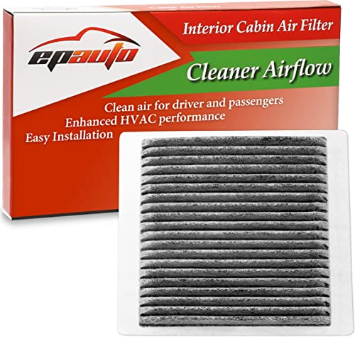 wholesale EPAuto CP138 (CF10138) Replacement for sale Toyota/Lexus Premium Cabin Air Filter lowest includes Activated Carbon online sale