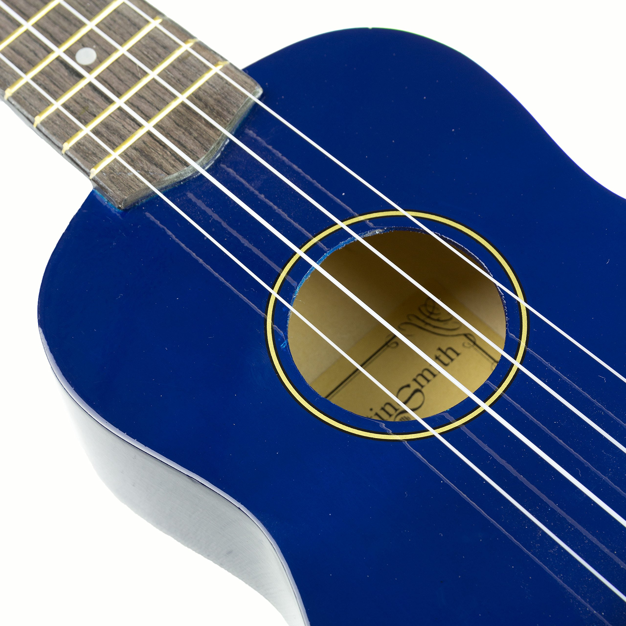 Martin Smith UK-312-BL - Kit de inicio de ukelele, color azul ...