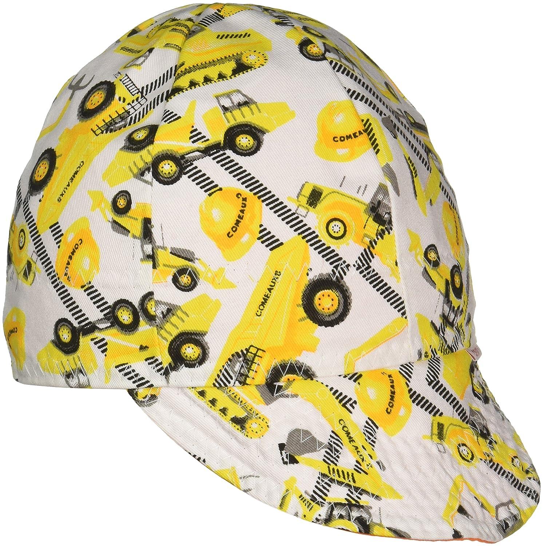 Comeaux Caps 118-2000R-7-1/8 Deep Round Crown Caps, 7 1/8