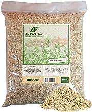 KOSHER NatureJam RAW UnCooked Wheat Germ 2 Pounds Bulk Bag-32 OZ Heat Sealed for Freshness