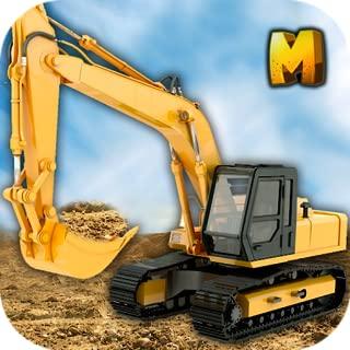 Excavator Crane Simulator