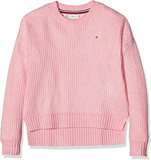 Tommy Hilfiger Pearlescent Sweater Capucha para Niñas