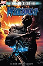The Last Annihilation: Wakanda (2021) #1 (The Last Annihilation (2021-))